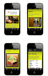 Mobile Site Design