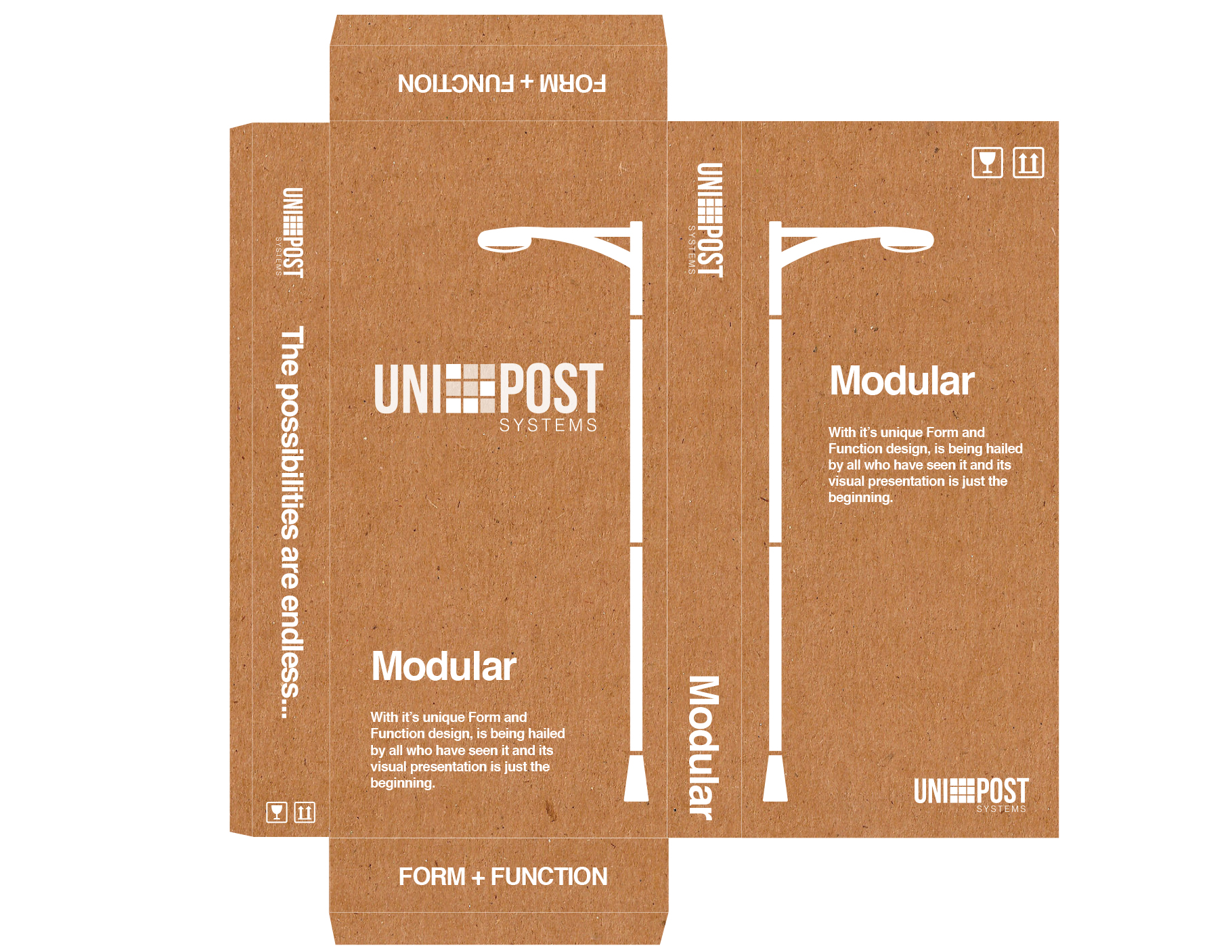 industrial packaging design