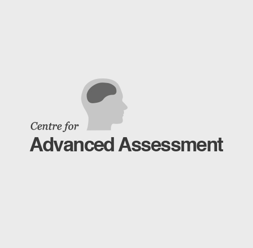 Center for Advanced Assessment Logo Design