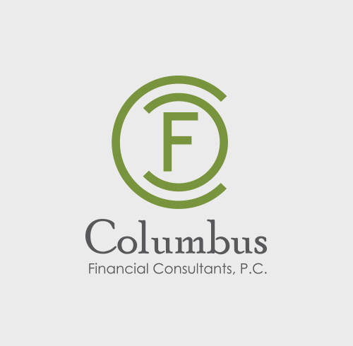Columbus Financial Consultants Logo Design