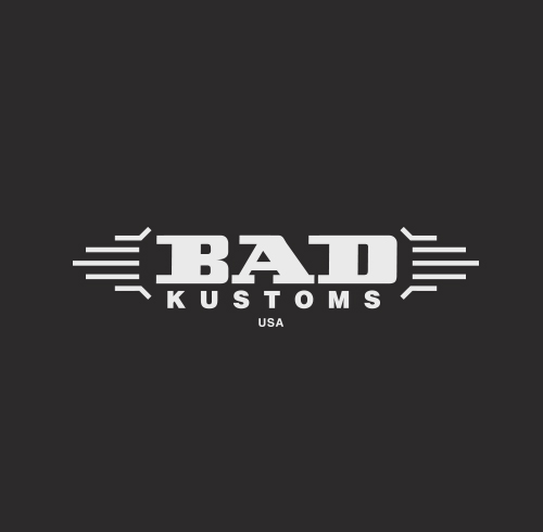 Bad Kustom Logo Design