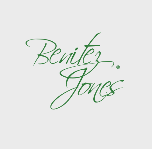 Benitez Jones Logo Design