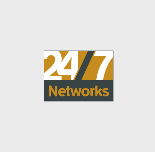 27/7 Networks Logo Design