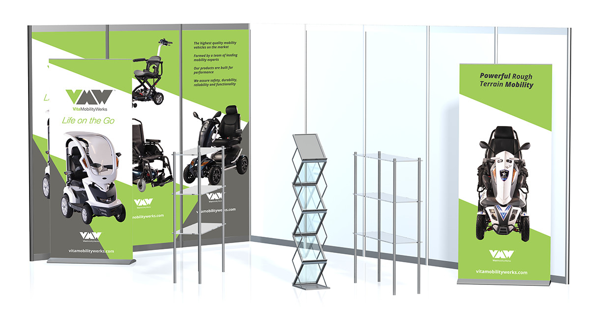 Tradeshow Graphics And Booth Design
