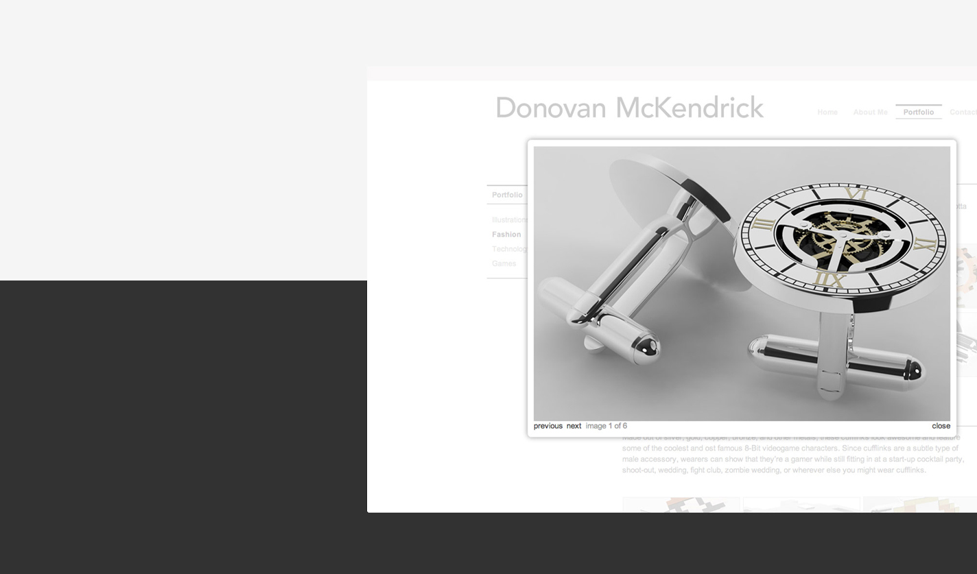 Website Branding Design
