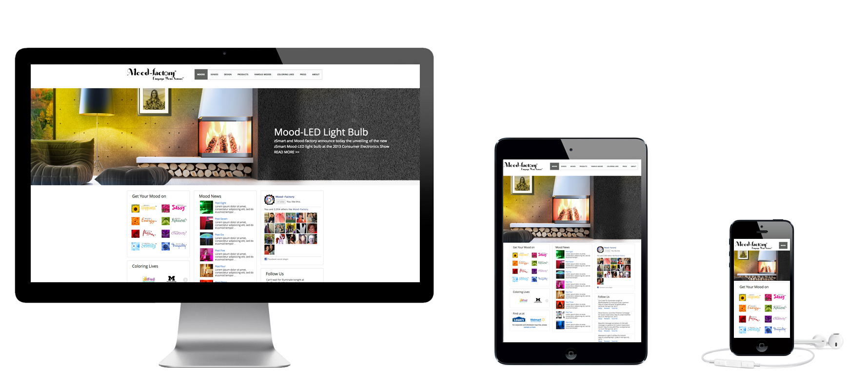Magento Commerce Responsive Web Design