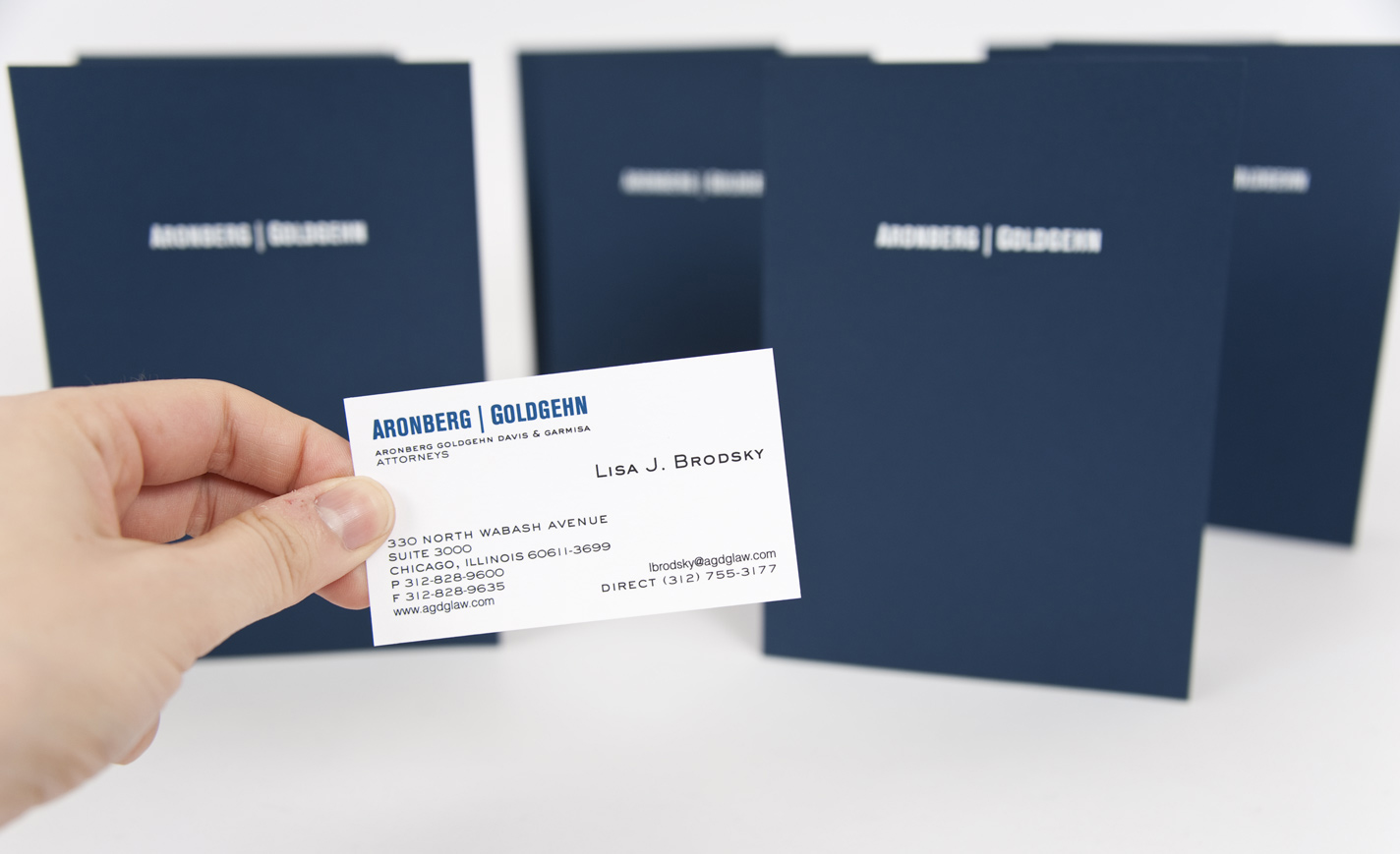 Corporate Identity - Business Card