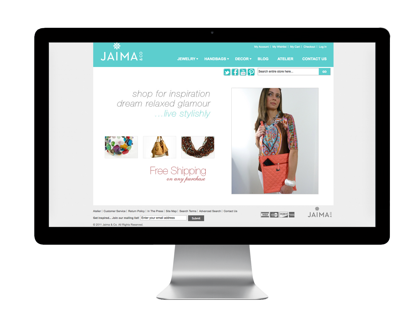 Magento eComerce Web Design