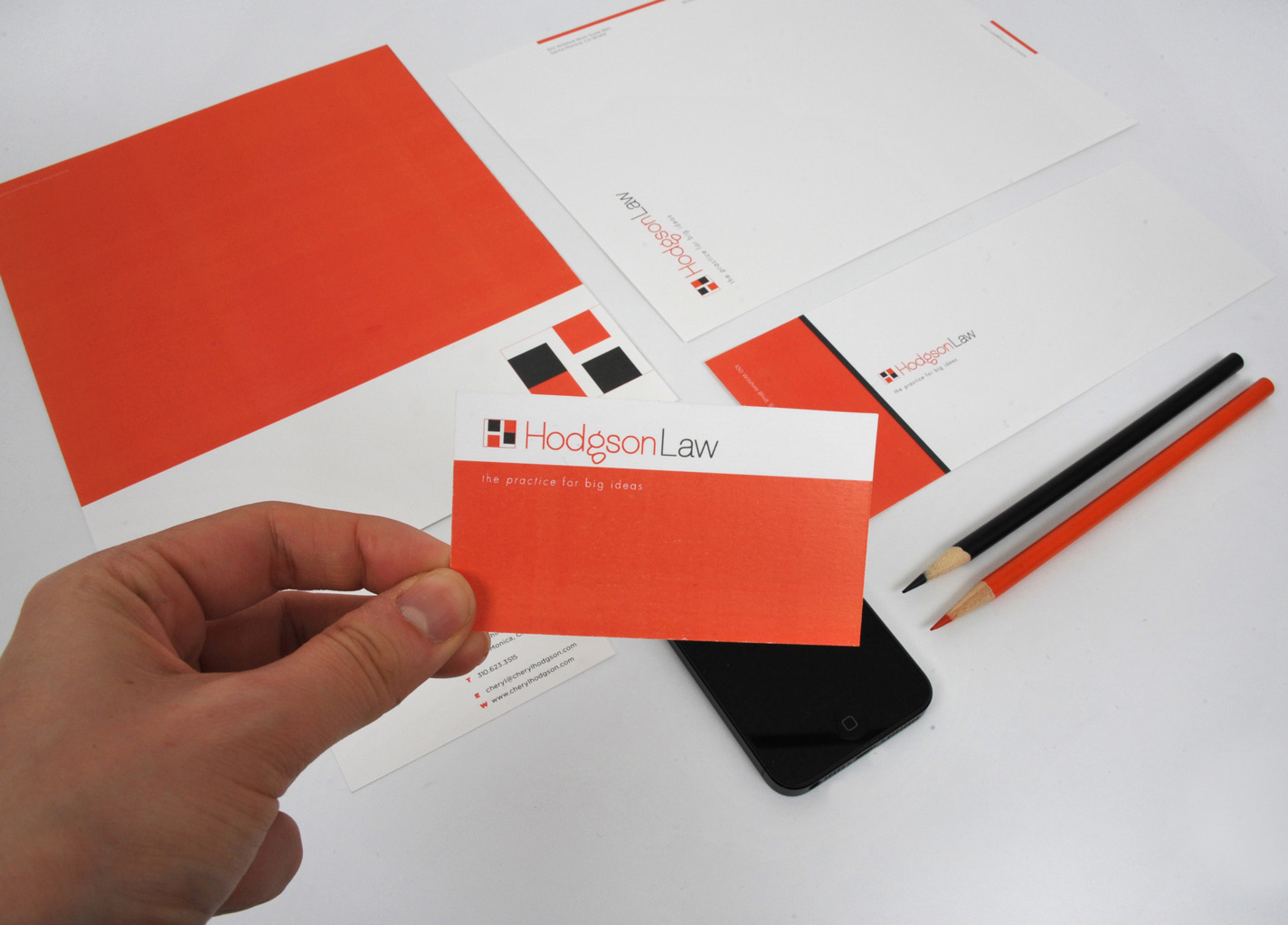 Law Firm - Corporate Identity