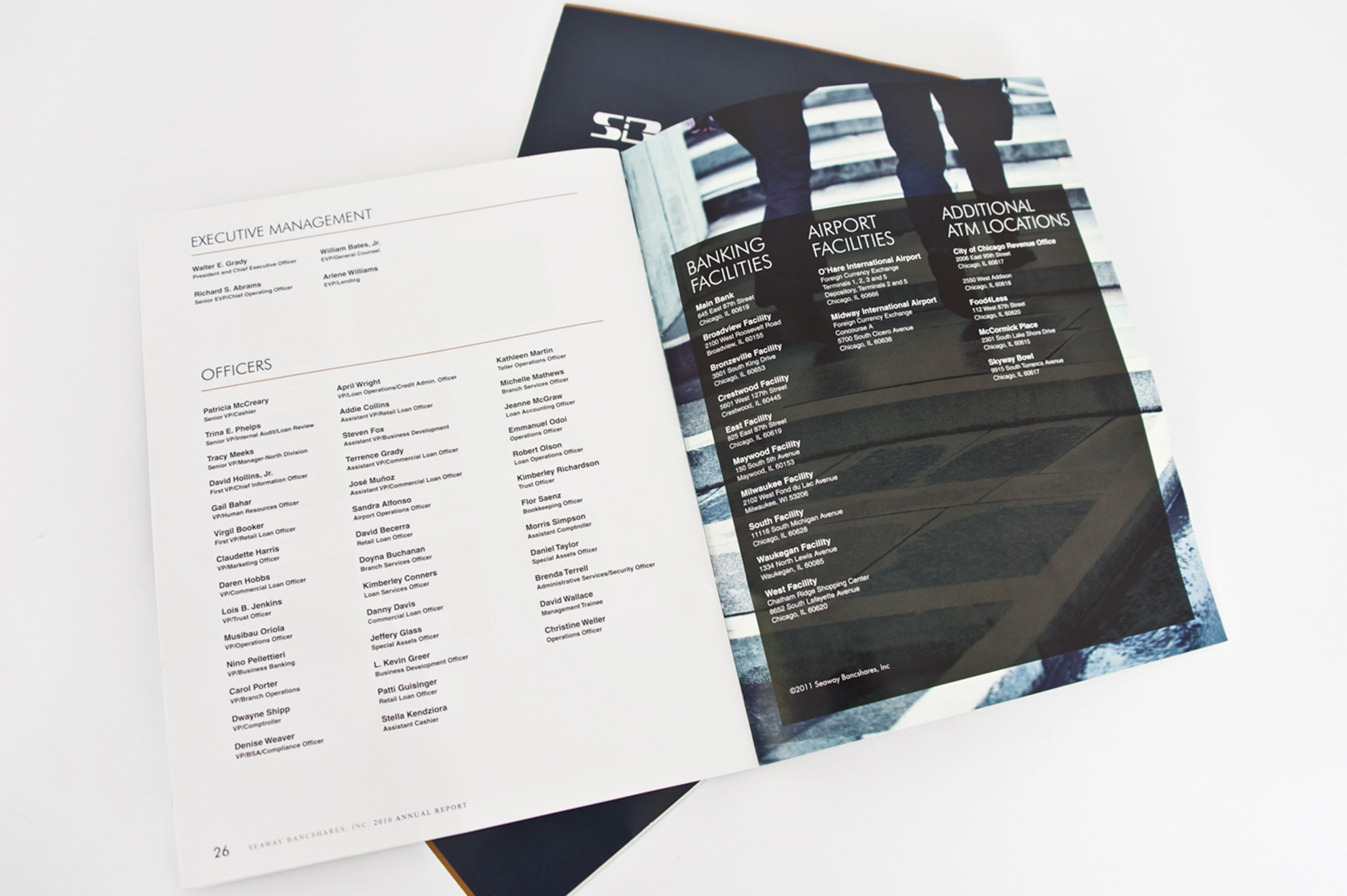 ArtVersion Annual Report Design