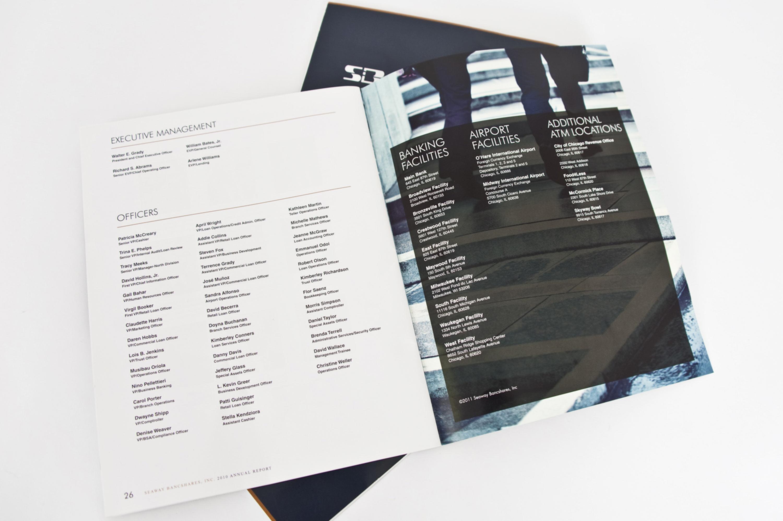ArtVersion Annual Report Design
