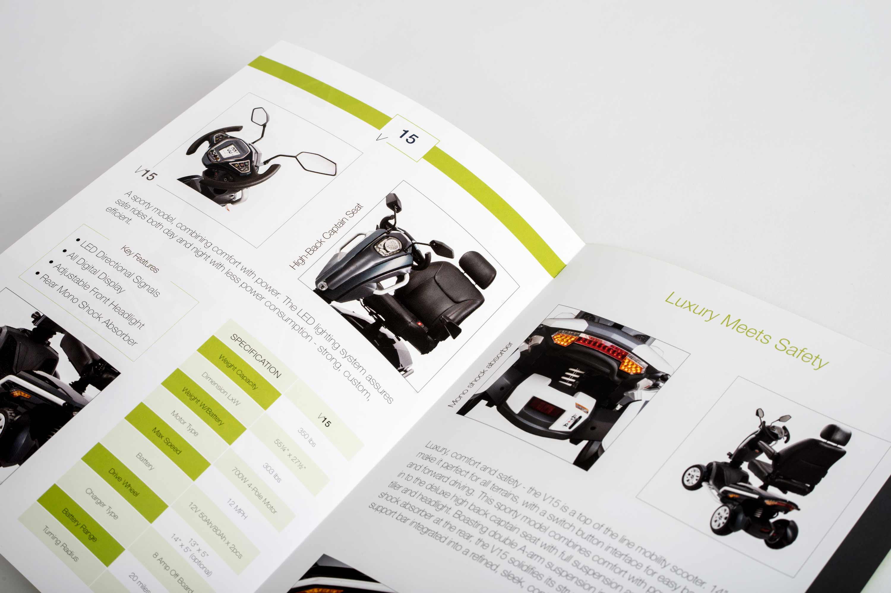 Brochure Catalog Design