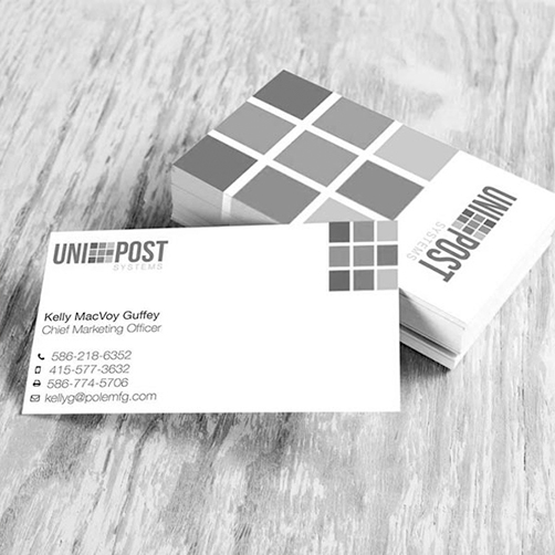 UniPost Systems Branding
