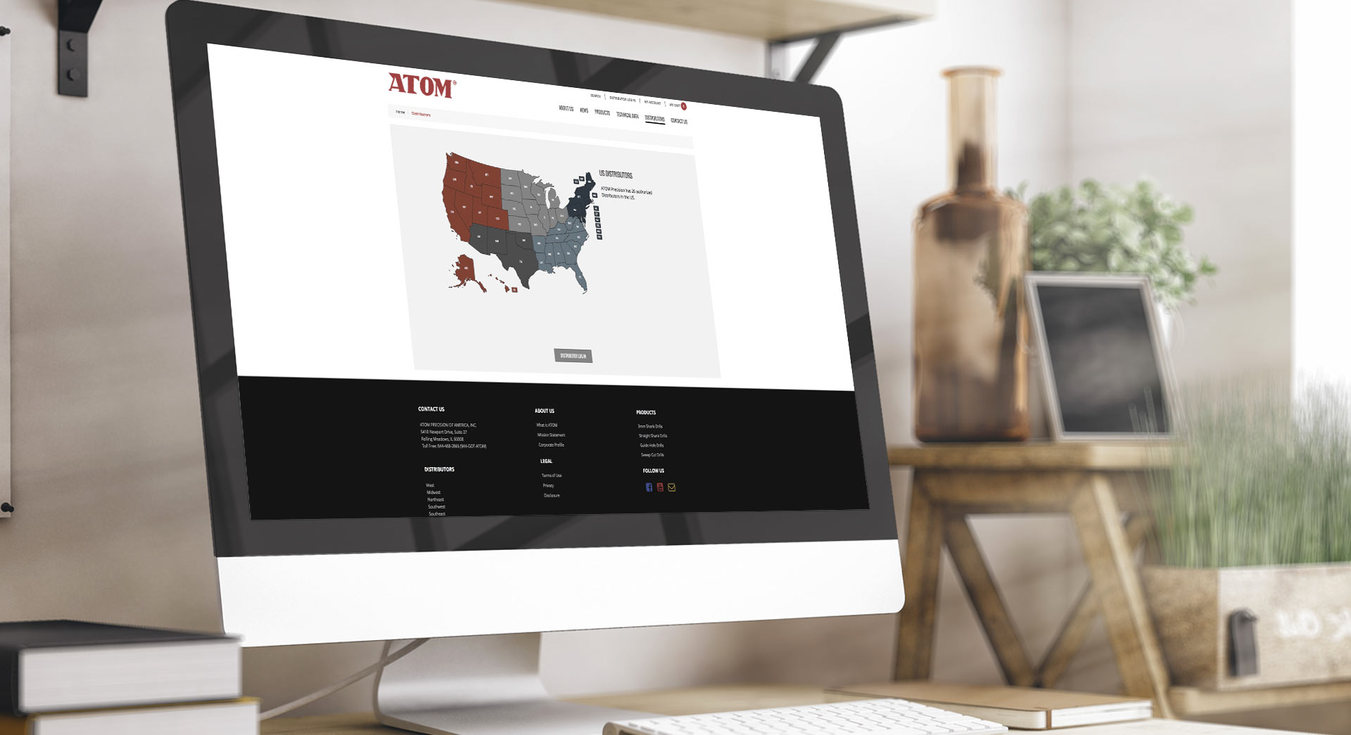 atom-precision-web-design
