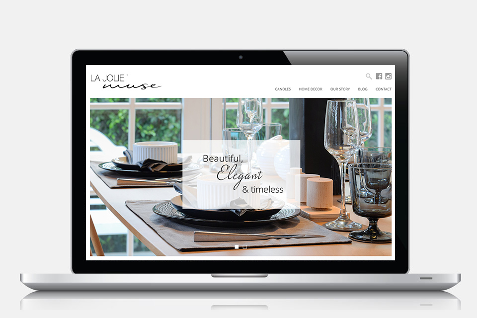 home-decor-website-design