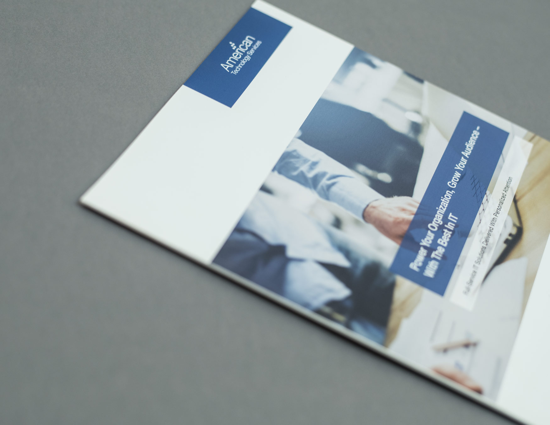 Print Collateral Design Process