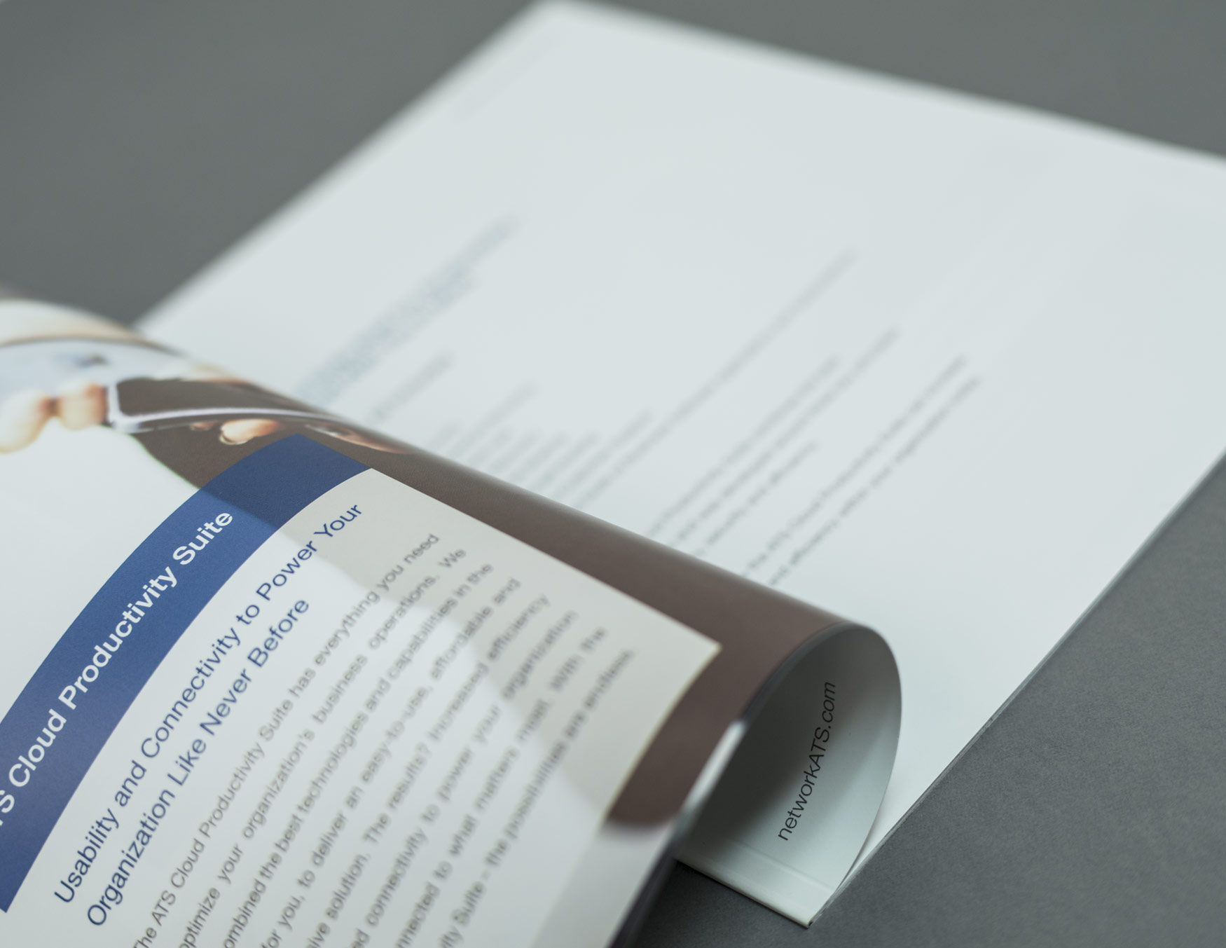 Collateral Design Brochure