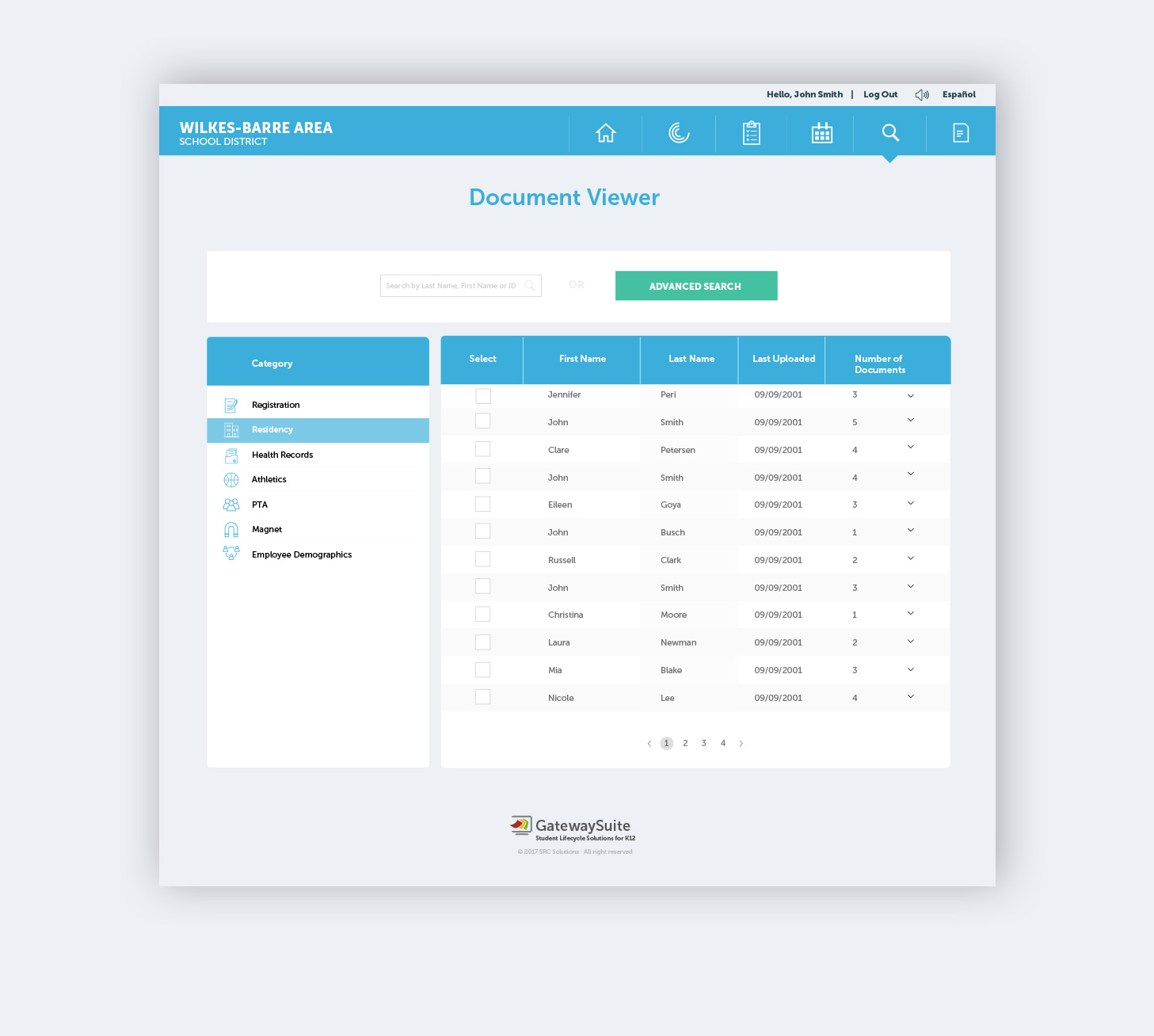 Document Viewer Design