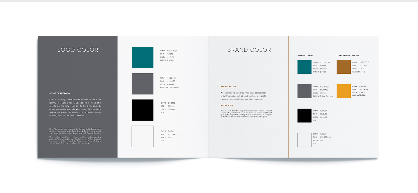 Guidelines Design Choosing Color of the Logo