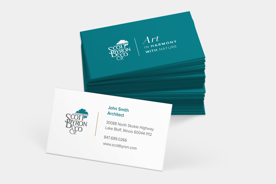 ArtVersion Business Card Design