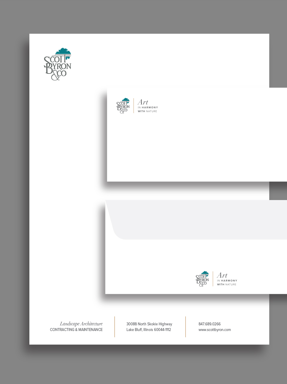 ArtVersion Letterhead Design