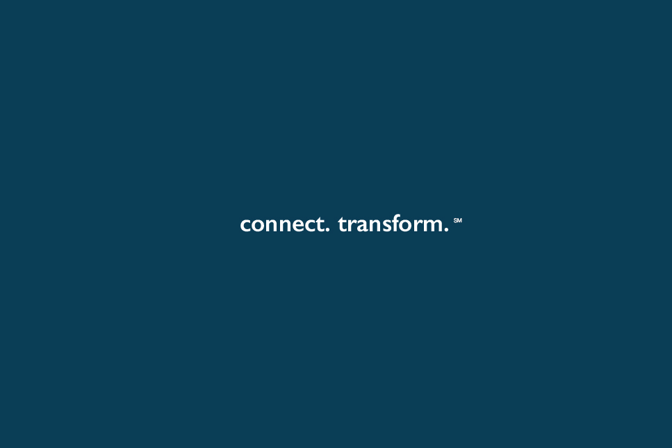 Connect Transform Design