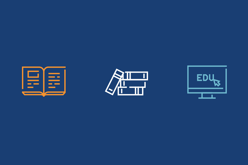 Education Icons Design