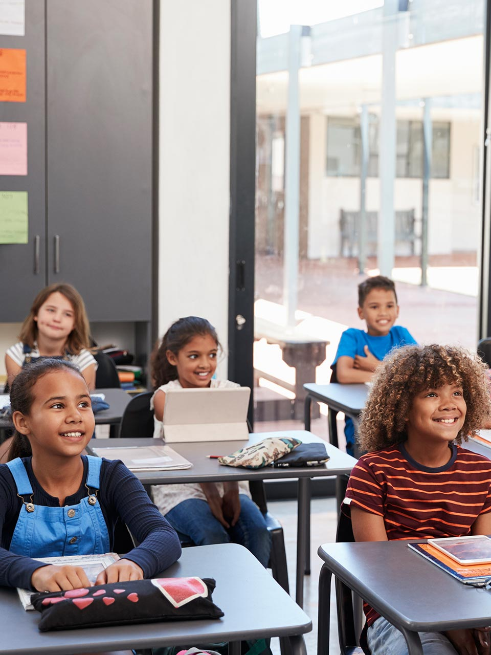 Classroom Brand Photography