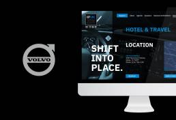 Hotel Travel Web Design