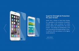screen protection slider