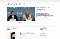 news top stories