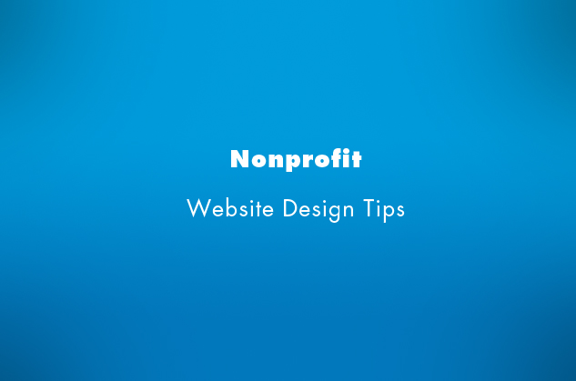 Nonprofit Website Design Tips