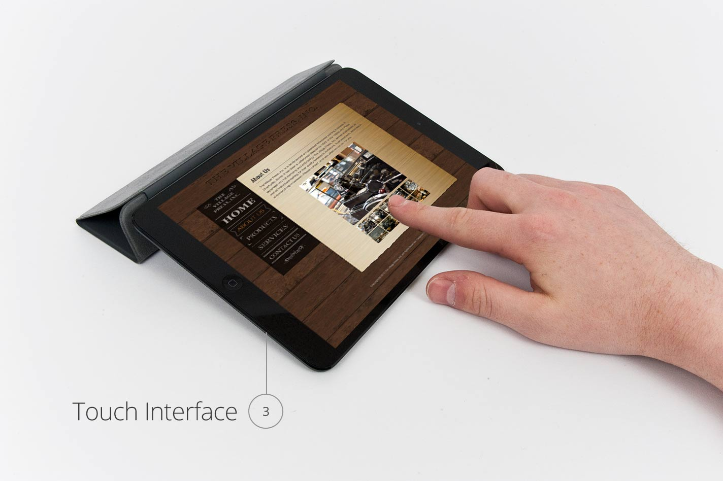 Touch Interface Design